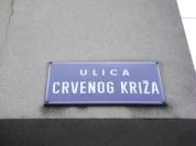 Ulica Crvenog križa u Zagrebu